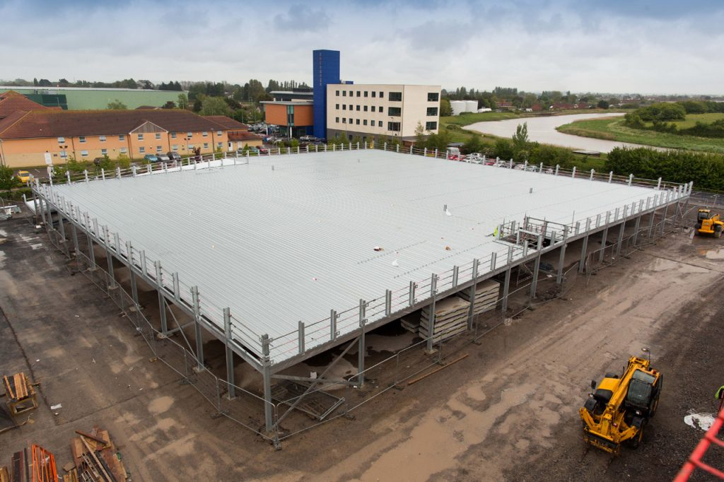 Project overview - New 253 space car Park in somerset 3